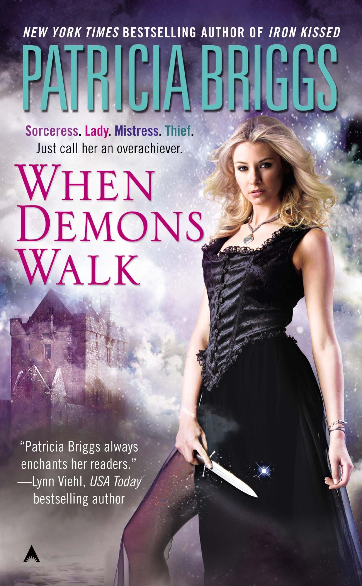 Amazon: When Demons Walk (sianim Series) (9780441005345): Patricia Briggs: