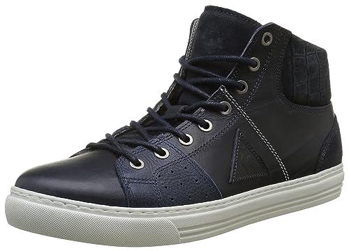 Le Coq Sportif Arras Mid, Zapatillas para Hombre, Azul (Dress Bleu), 44 EU: Amazon.es: Zapatos y complementos
