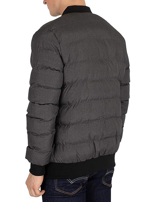 Sik Silk Hombre Aero Jacket, Gris