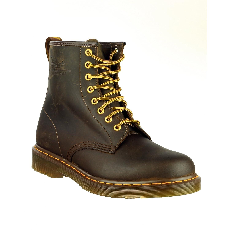 Dr. Martens 1460, Unisex-Erwachsene Stiefel Stiefel Unisex-Erwachsene Brown ab401c