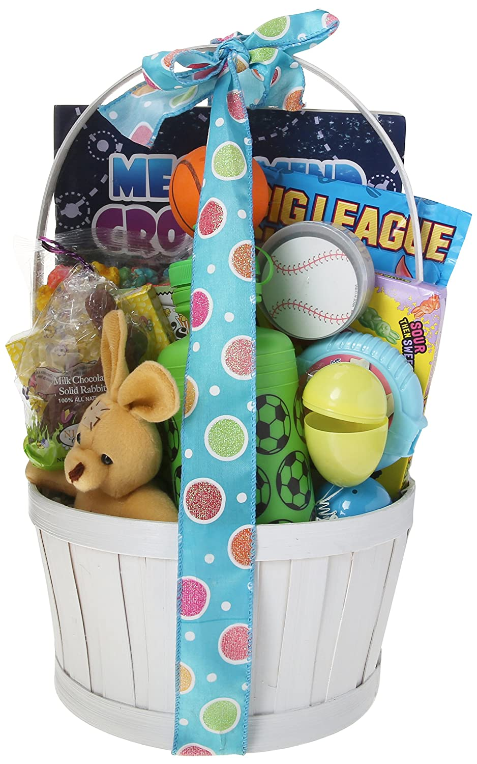 Greatarrivals gift baskets egg streme sports easter gift basket greatarrivals gift baskets egg streme sports easter gift basket boys 6 to 9 years 3 pound amazon grocery gourmet food negle Gallery
