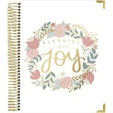 bloom daily planners New Pregnancy and Baby's First Year Calendar Planner & Keepsake Journal with Stickers - Hardcover Scrapb