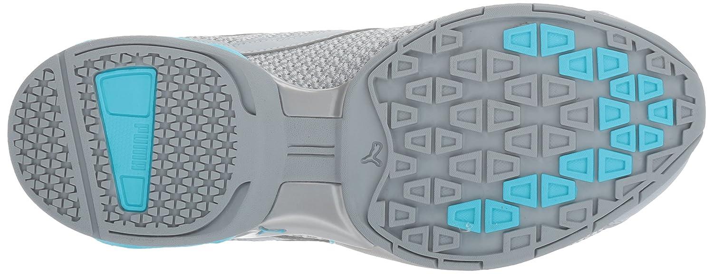 PUMA Women's Tazon 6 Knit Wn US|Quarry-puma Sneaker B01NBMCFNN 7.5 B(M) US|Quarry-puma Wn Silver-nrgy Turquoise 34ad8b