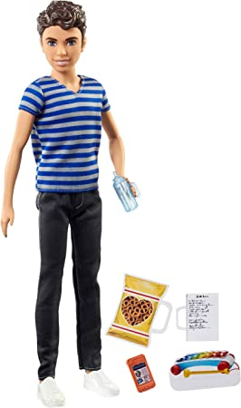 Comprar Barbie - Muñeco Skipper Canguro de bebés -muñeco - (Mattel FNP43)