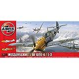 Airfix A12002A Messerschmitt Bf109E 1:24 Scale Series 12 Plastic Model Kit