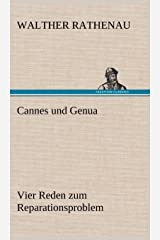 Cannes Und Genua (German Edition) Hardcover