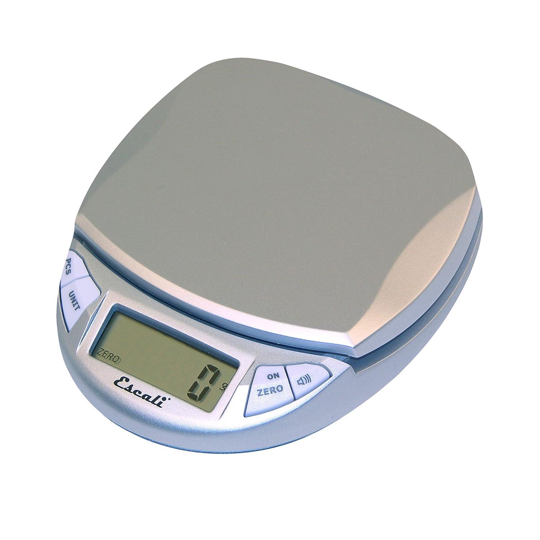 Amazon.com: Escali N115S Pico Digital Scale, Silver Gray: Digital Kitchen  Scales: Kitchen U0026 Dining