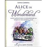 Alice in Wonderland: Alice's Adventures in Wonderland and Through the Looking Glass