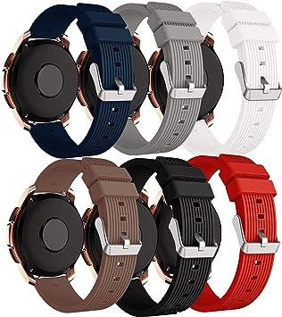 XingWangFa for Samsung Galaxy Watch (42mm) Straps Correas[6 ...