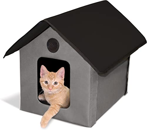 K H Pet Products Outdoor Kitty Houses
