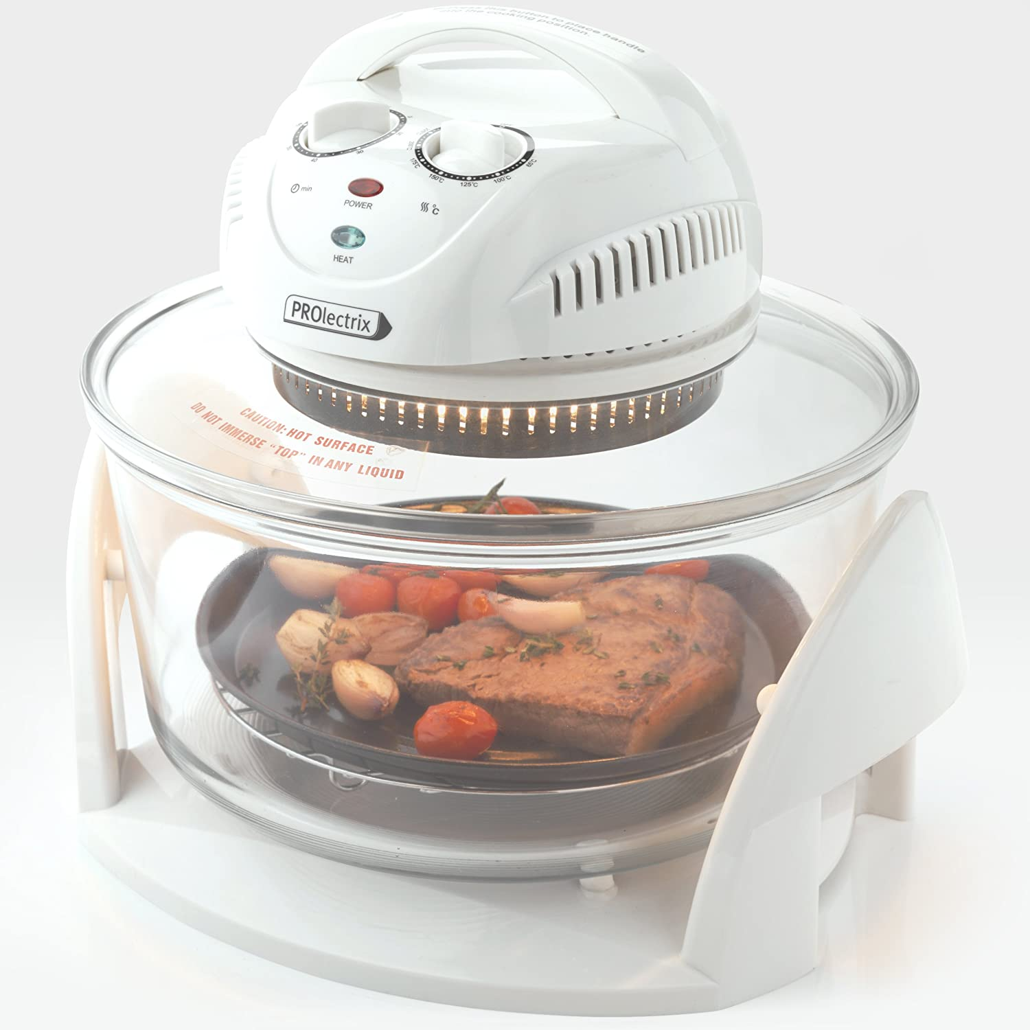 Prolectrix Infra Chef Family Size Halogen Oven Amazon