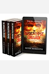 The Apocalypse Crusade Box Set Novels 1-3: War of the Undead Kindle Edition