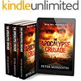 The Apocalypse Crusade Box Set Novels 1-3: War of the Undead