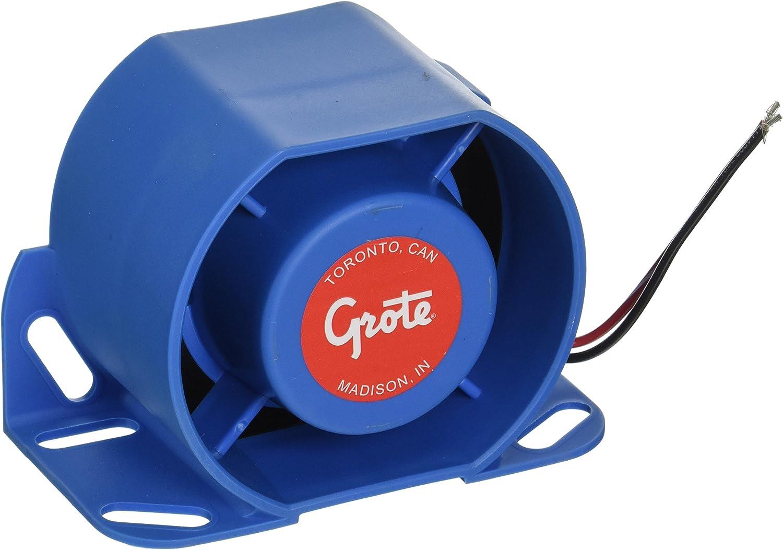 Grote 73040 Medium Low Noise Surround Backup Alarm Wire Studs, 97 Decibels