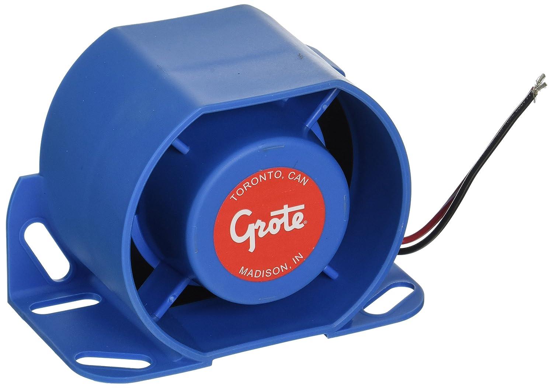 Grote 73080 Heavy-Duty Smart Alarm Backup Alarm 87 to 112 Decibels