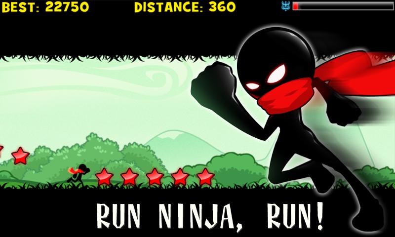 Ninja: Shadow Rush