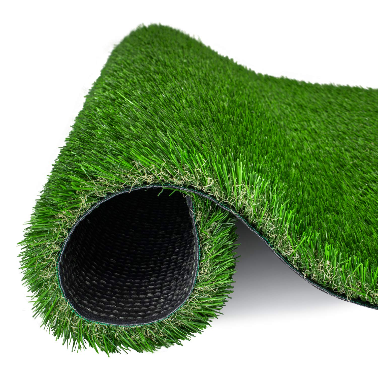 Amasky Artificial Grass Turf 4 Tone Synthetic Artificial Turf Rug For Dogs Indoor Outdoor Garden Lawn Patio Balcony Synthetic Turf Mat For Pets 17 In X 24 In 2 84 Sq Ft