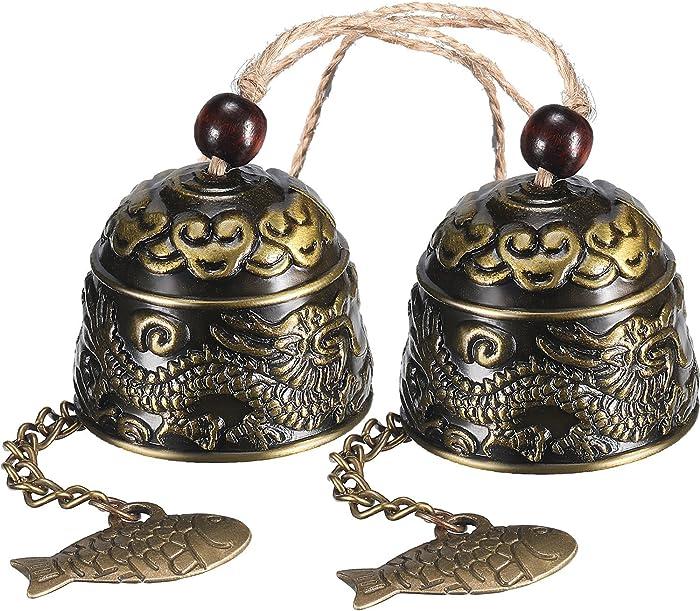 Los 12 Campanas De Viento Feng Shui