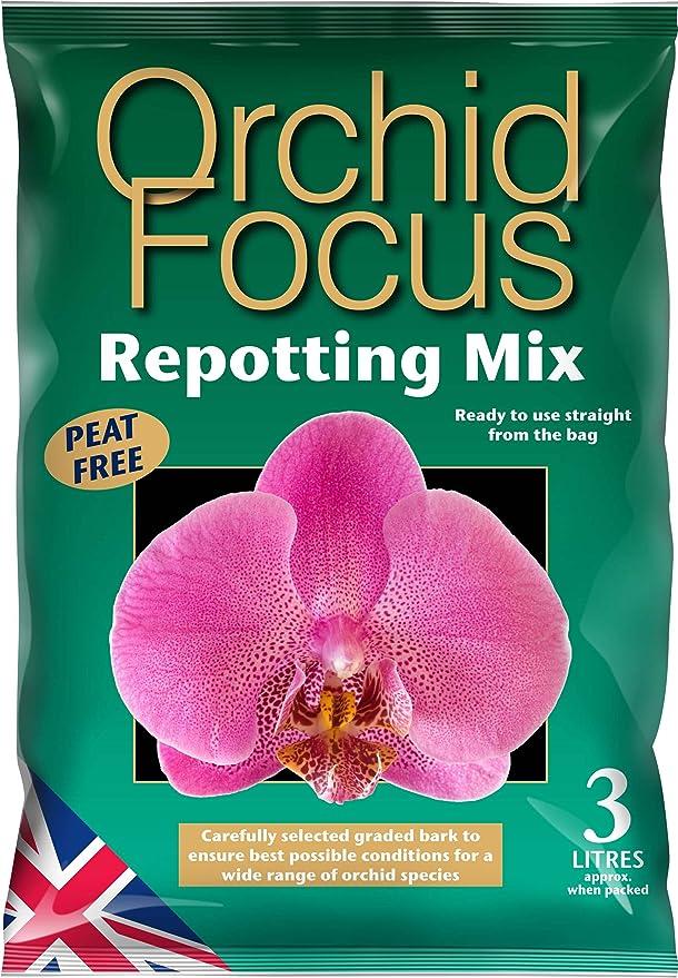 6 opinioni per Growth Technology- Orchid Focus, Miscela di terriccio per il rinvaso di