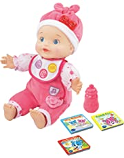 VTech Baby Amaze Learn to Talk & Read Doll (English Version)