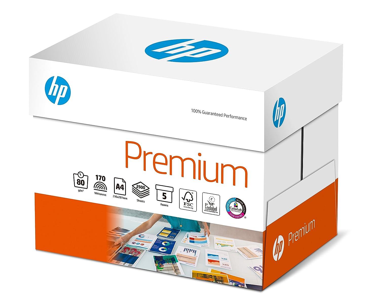 Hewlett Packard CHP 860 Premium de 80 g, DIN A3 (420 x 297), 2.500 ...