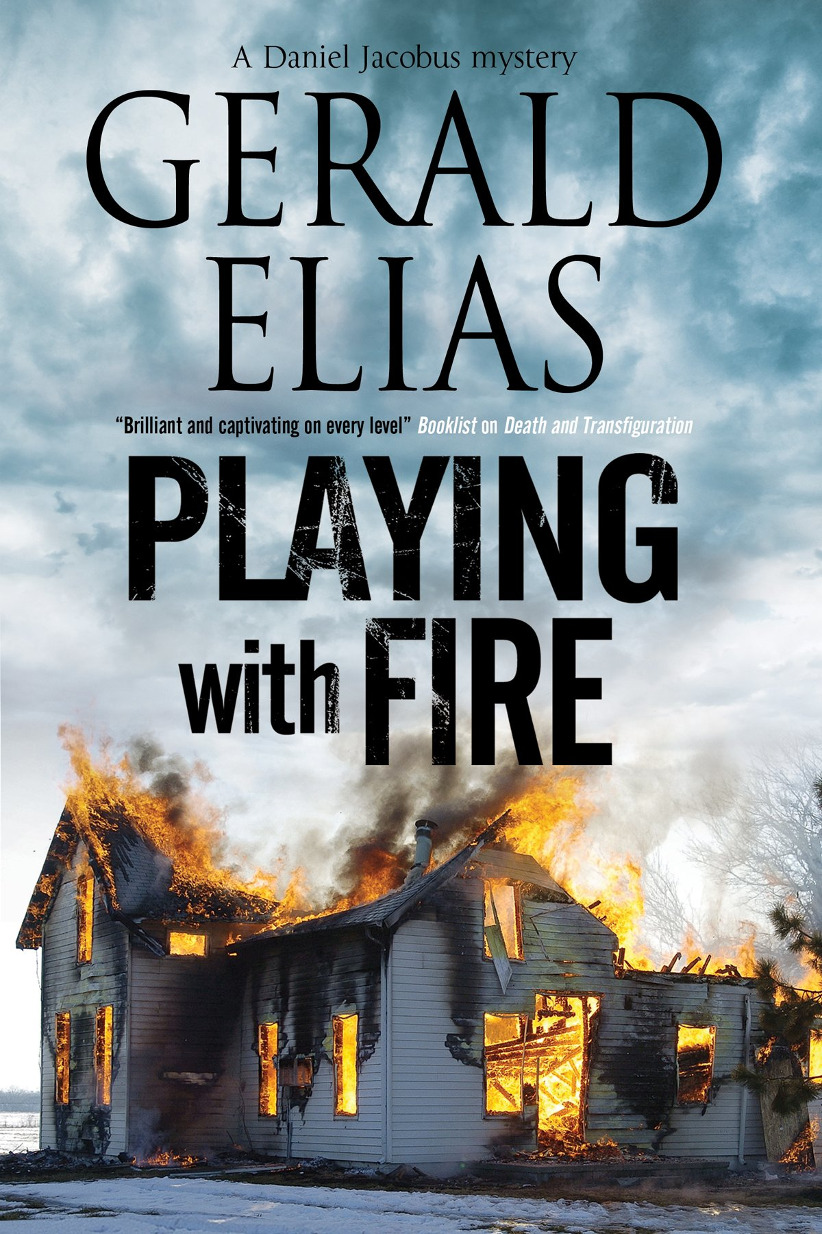Playing with Fire (A Daniel Jacobus Mystery) pdf epub