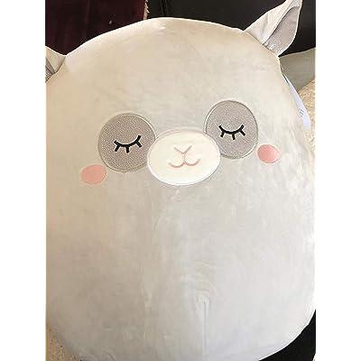 "Squishmallow Kellytoy Rare Martine The Llama - Large 16"": Toys & Games"