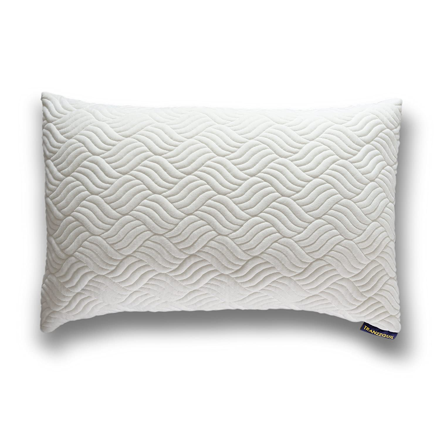 TRANZZQUIL Hypoallergenic Bed Pillows for Sleeping