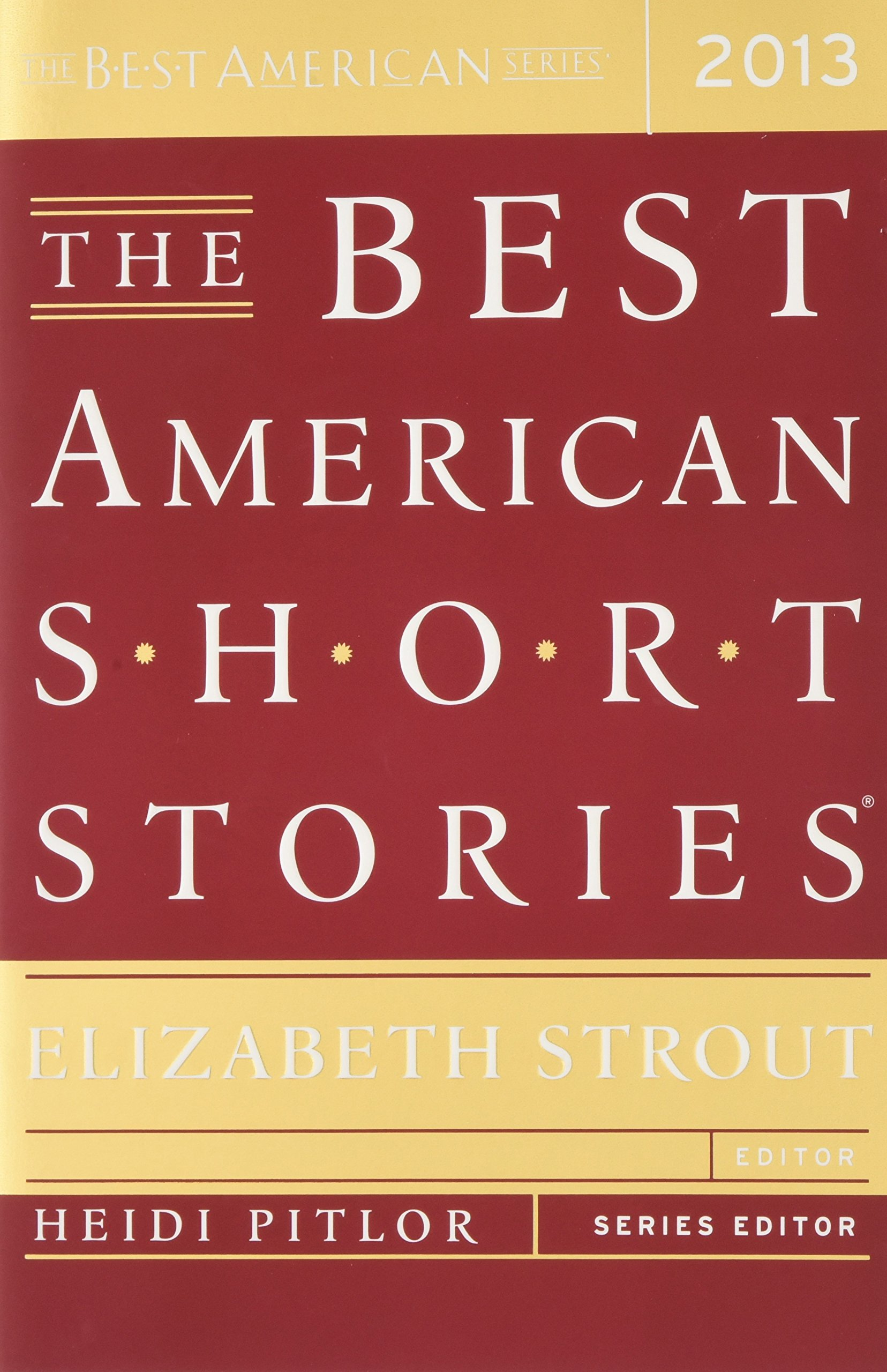 Download The Best American Short Stories 2013 (The Best American Series ®) pdf