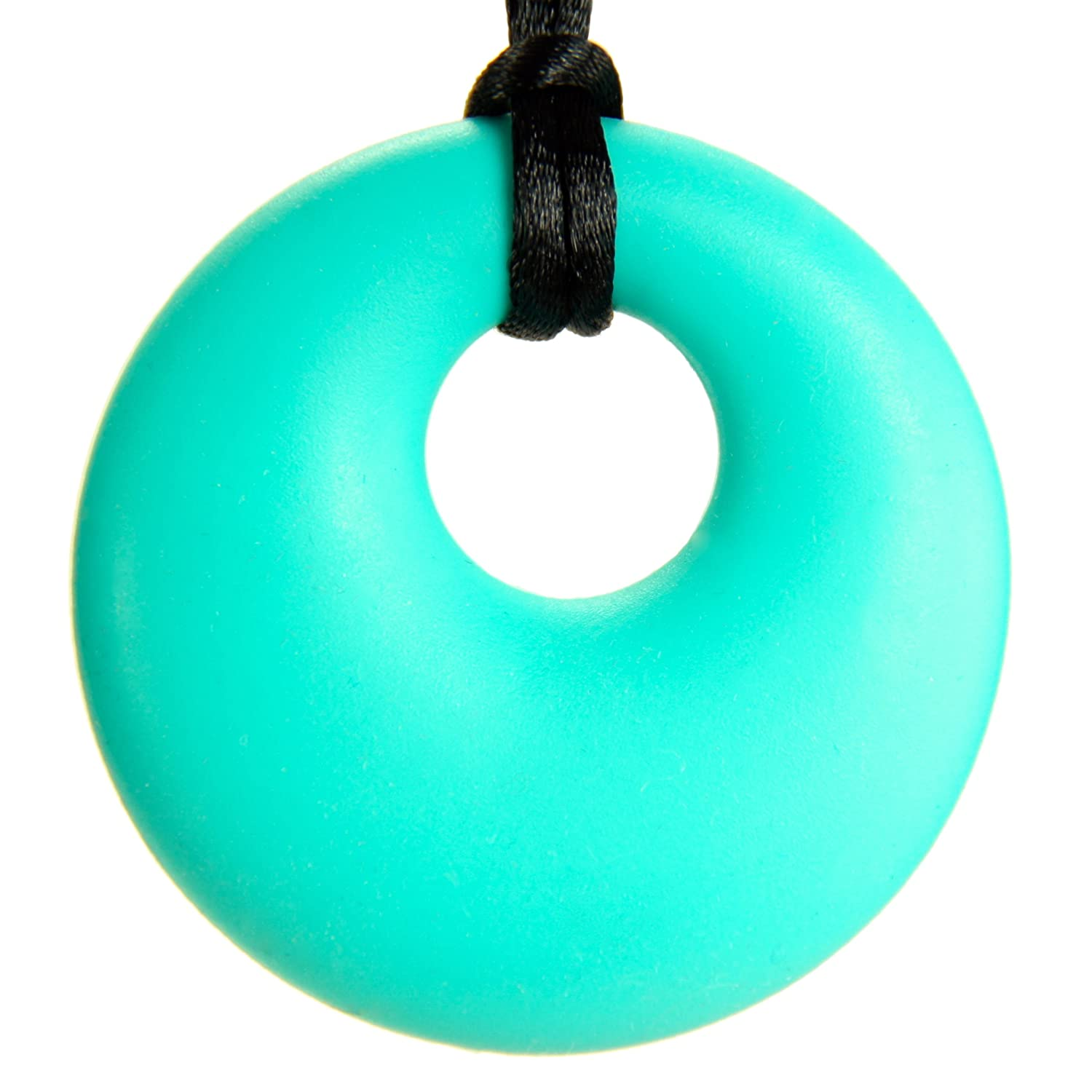 Amazon mother approved baby silicone donut teething necklace amazon mother approved baby silicone donut teething necklace turquoise toys games mozeypictures Images
