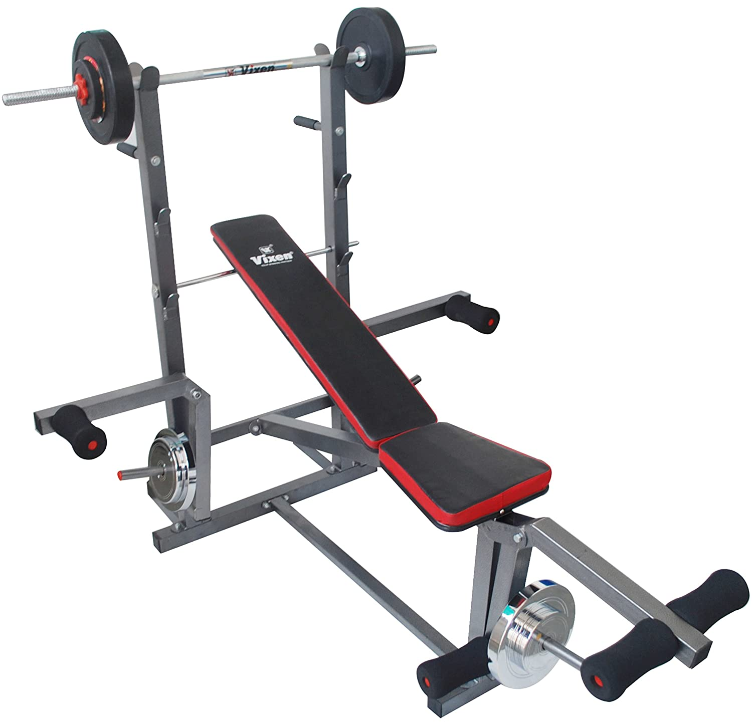 bench bar weight uk sets best with catches extension leg lifting