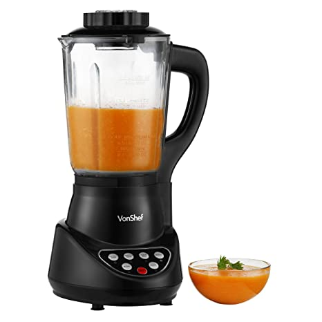 Amazon.com: Vonshef – Fresh sopa eléctrica multifuncional ...