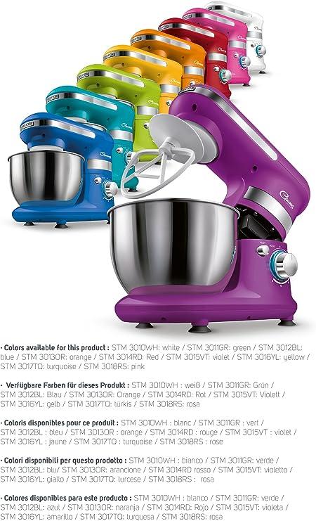 Sencor 41000562 - Batidora de vaso, 450 W, color morado y gris: Amazon.es: Hogar