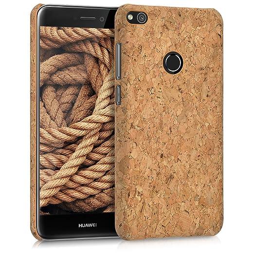 4 opinioni per kwmobile Cover in sughero per Huawei P8 Lite (2017)- Cover per cellulare Case