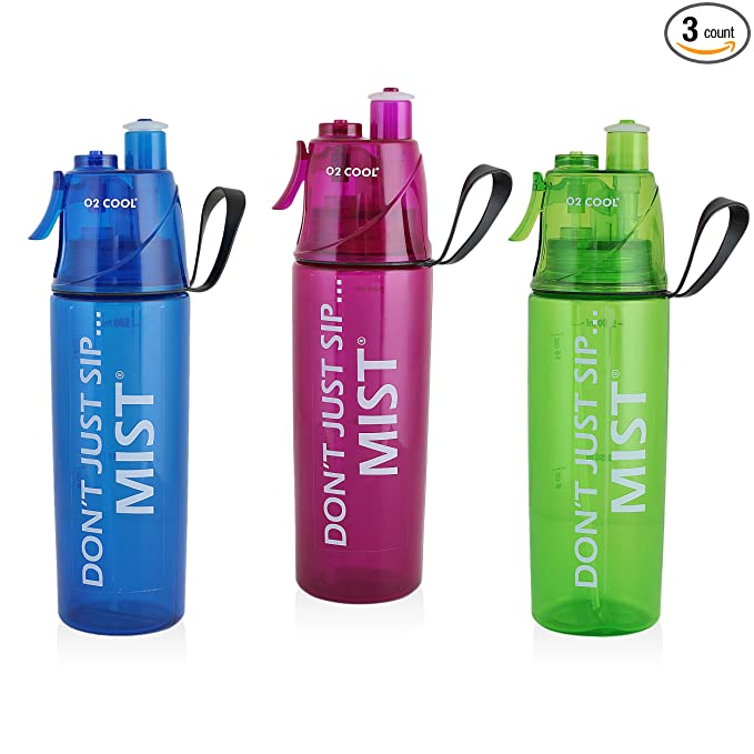 The 8 best misting water bottle