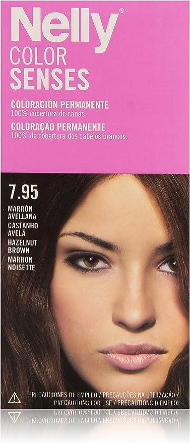 Tinte nelly senses n. 7, 95: Amazon.es: Belleza