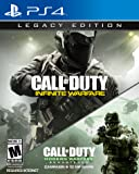 Call Of Duty Infinite Warfare - PlayStation 4 - Edicion Legacy - Special Edition
