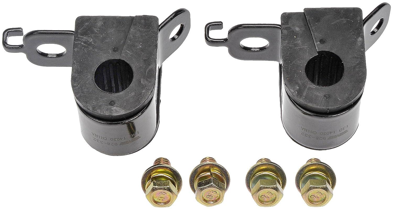 Dorman 928-361 Sway Bar Bushing Bracket Kit Front