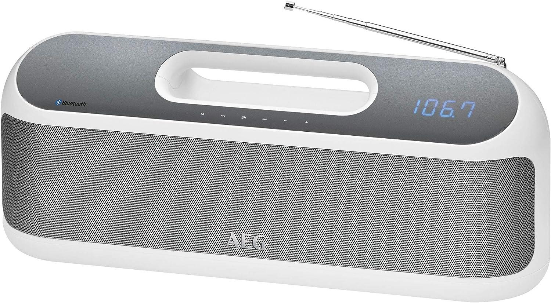 AEG de Bluetooth Altavoz estéreo