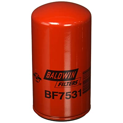 Baldwin BF7531 Heavy Duty Diesel Fuel Spin-On Filter: Automotive