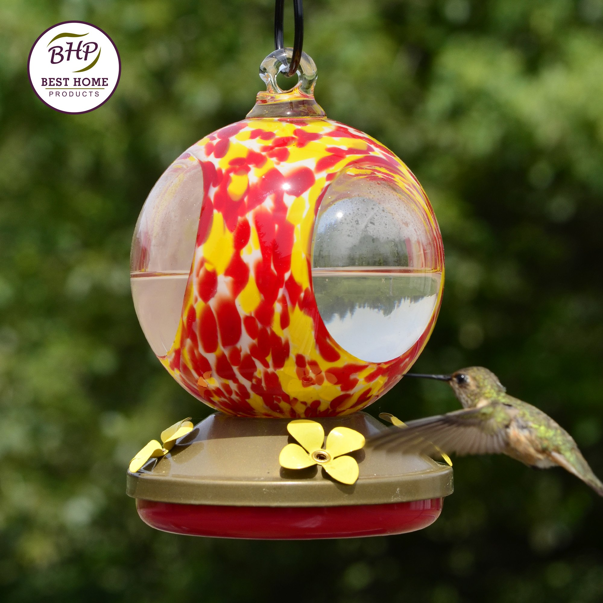 hummingbird hummingbirds add with crystal feeders new i pin my chandelier feeder the embellished decorative to color flowers acrylic repurposed for