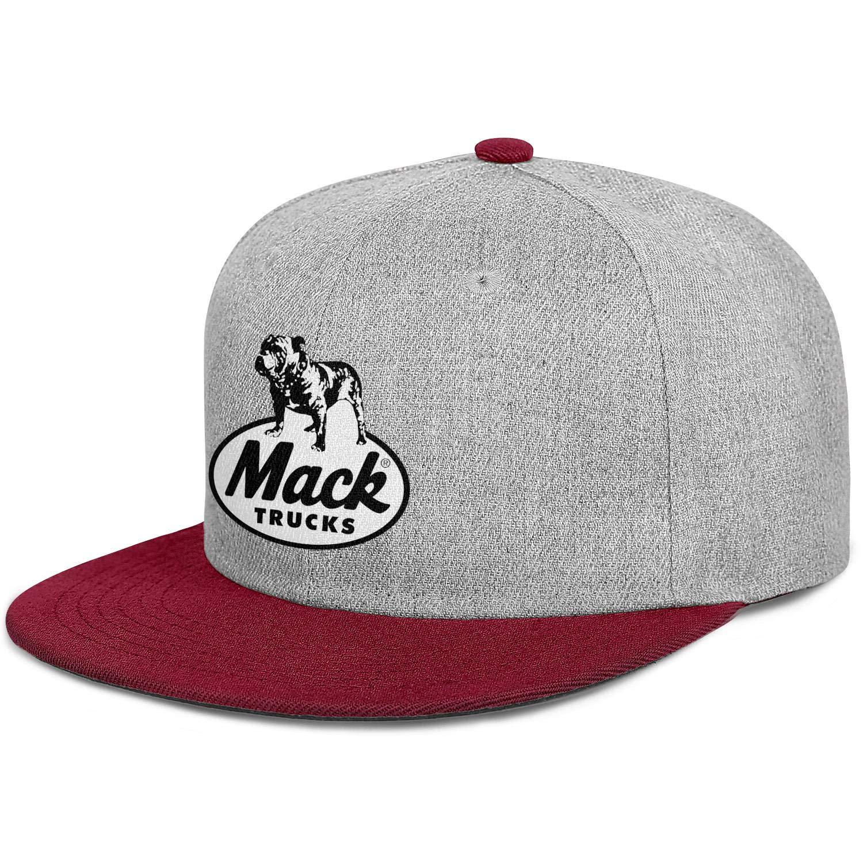 Men Women Cap Mack Trucks Hat Snapback Cool Hats Sports Caps