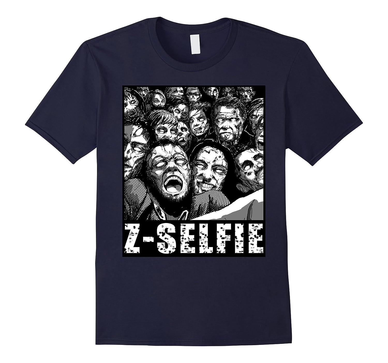 Zombie Selfie Shirt Z-Selfie-TH