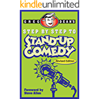 Step by Step to Stand-Up Comedy - Revised Edition (English Edition)