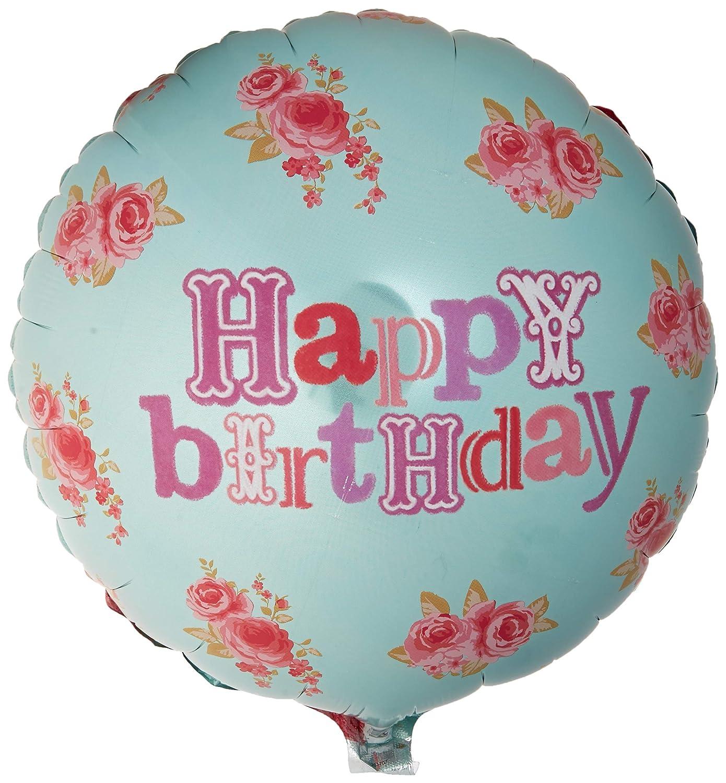 Me To You Tatty Teddy 1st Birthday Boy Qualatex 18 Inch Foil Balloon