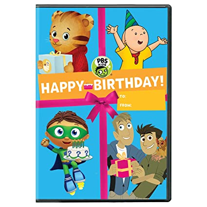 PBS KIDS: Happy Birthday! DVD