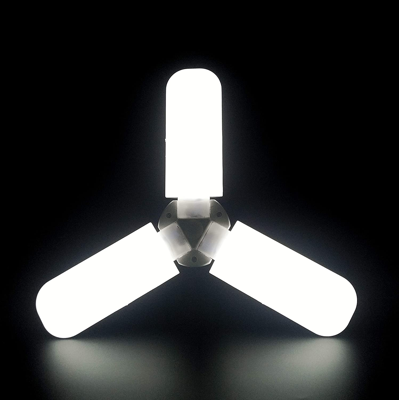 Amazon coupon code for Led Light Bulb Garage Lights Super Bright