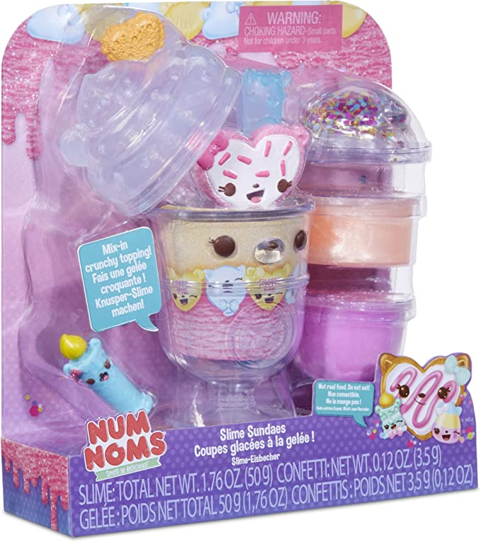 Num Noms 560807 Sundaes-Style 1 - Baba para Aperitivos: Amazon.es: Juguetes y juegos