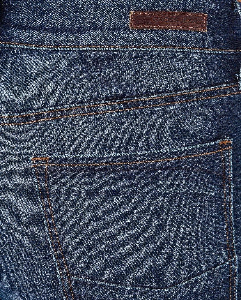 Cross Damen Rose Straight Jeans