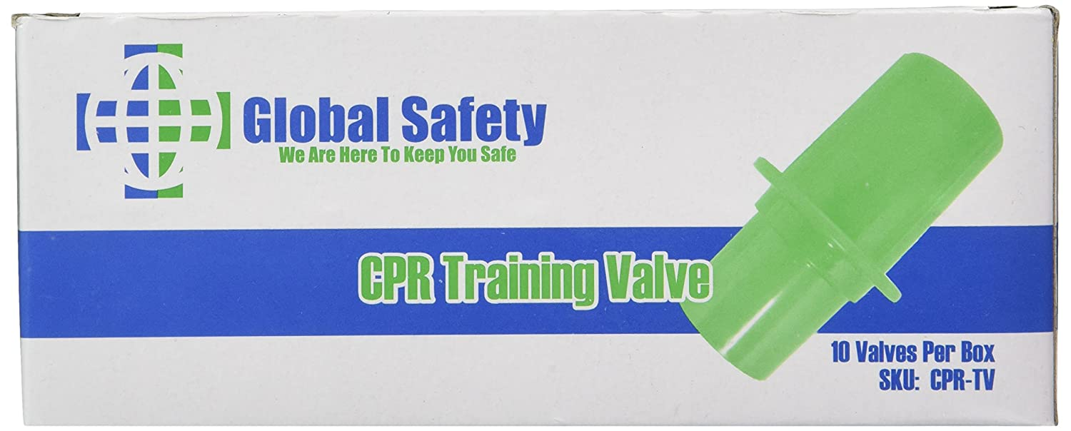 CPR Savers and First Aid Supply CPR Micromask Training Valves - Practi-Valve (10 Pack) HealthCenter